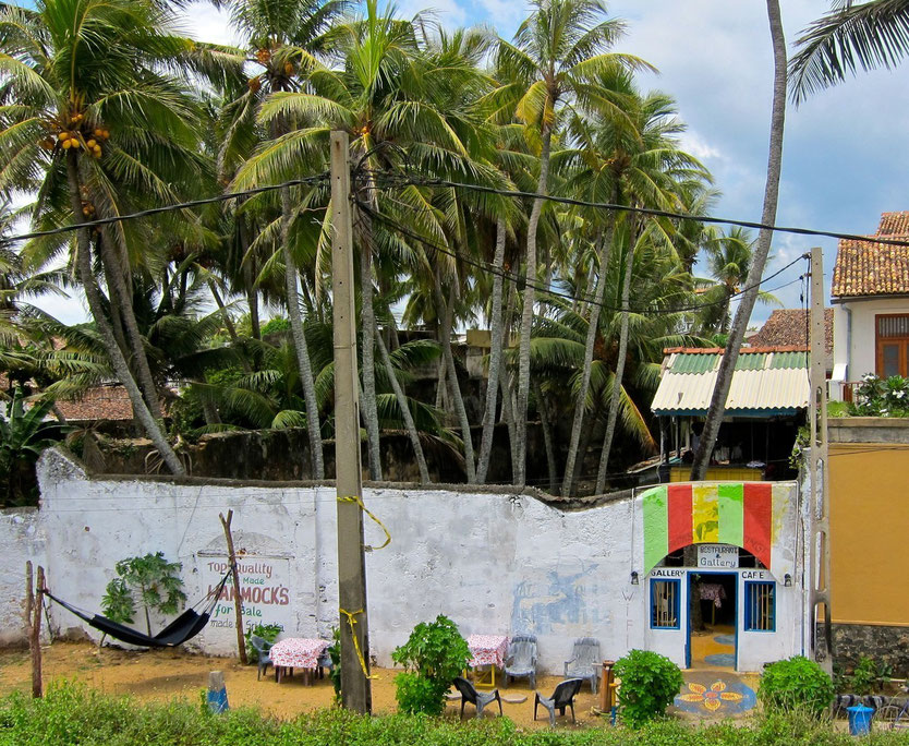 Galle Sightseeing City Sri Lanka