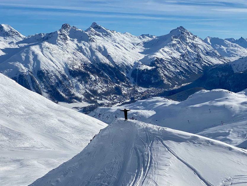 Corviglia St. Moritz