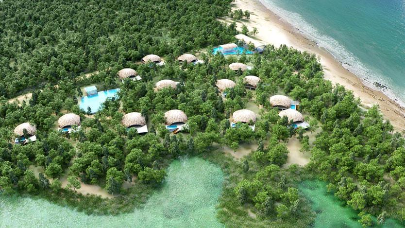 Chena Huts Safari Lodge Yala Nationalpark Sri Lanka