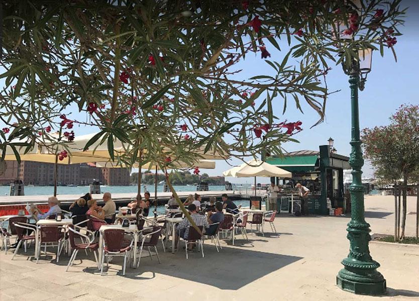 Venedig bar am Wasser
