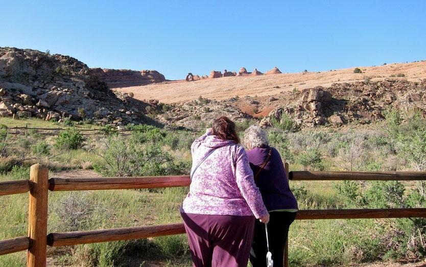 Delicate Arch Arches Nationalpark USA Südwesten