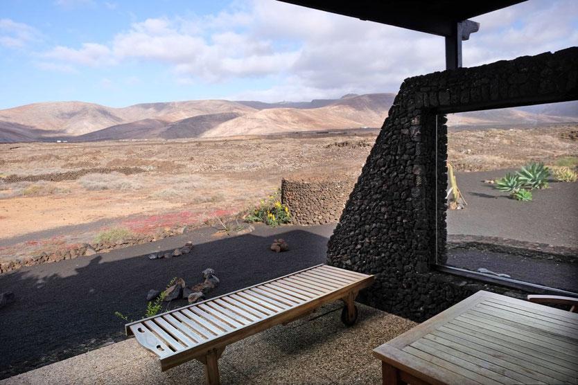 Unterkunft am Meer Ferienhäuser Apartments Lotus del Mar Nordwestküste Mala Lanzarote