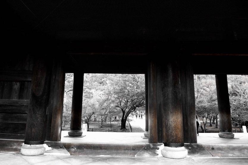 Sanmon Tor Nanzen-ji Tempel  Kyoto Guide Besuch Tipps Sehenswürdigkeiten