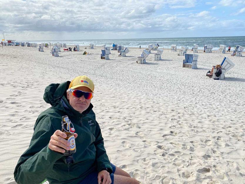 Strandkörbe bei Kampen Sylt