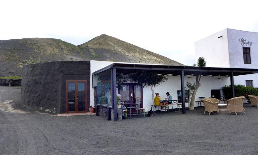 Restaurant Tipp La Geria Lanzarote El Chupadero
