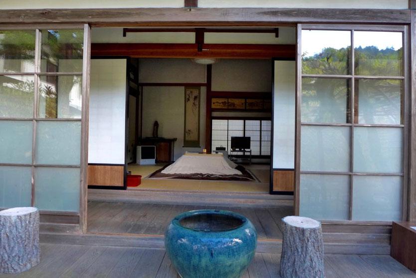 beste Tempelunterkunft Kumagaiji in Koyasan best Shojin-ryori dinner, gute Küche