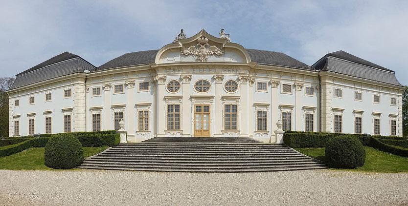 Schloß Halbturn, Schloßpark Halbturn im Burgenland