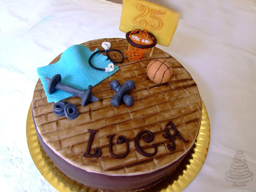 gym-basket-palestra-torte-dolci-la spezia-liguria