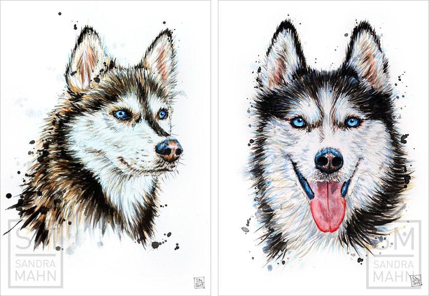 Husky - Husky (verkauft) | husky - husky (sold)