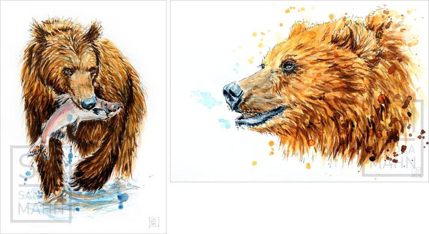 Bär (verkauft) - Bär (verkauft) | bear (sold) - bear (sold)