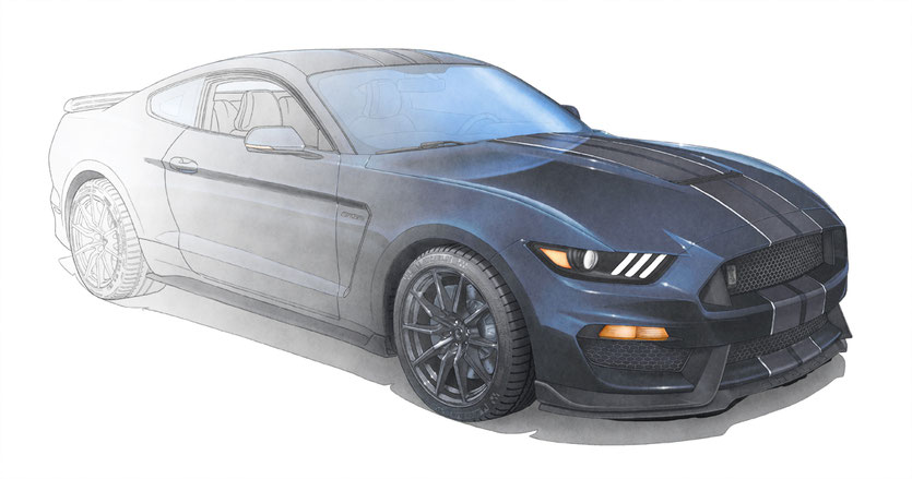 Analysed GT350