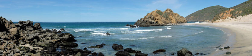 Pfeiffer Beach, Big Sur, Highway No 1