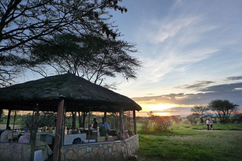 Pimbi Public Campsite Central Serengeti