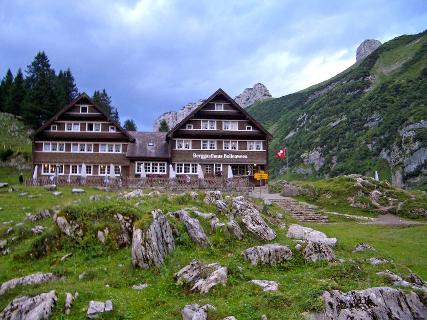 Bollenwees, Appenzell