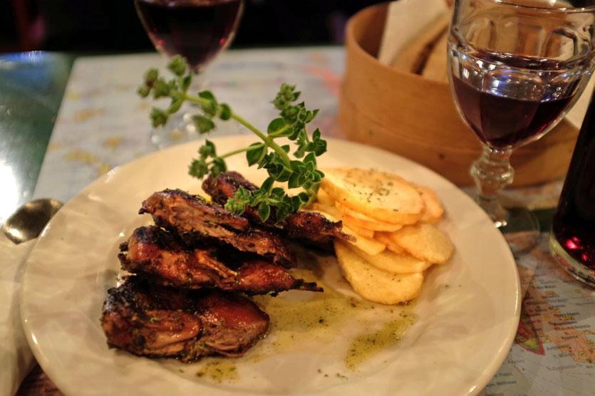 Chromata Restaurant Mystras