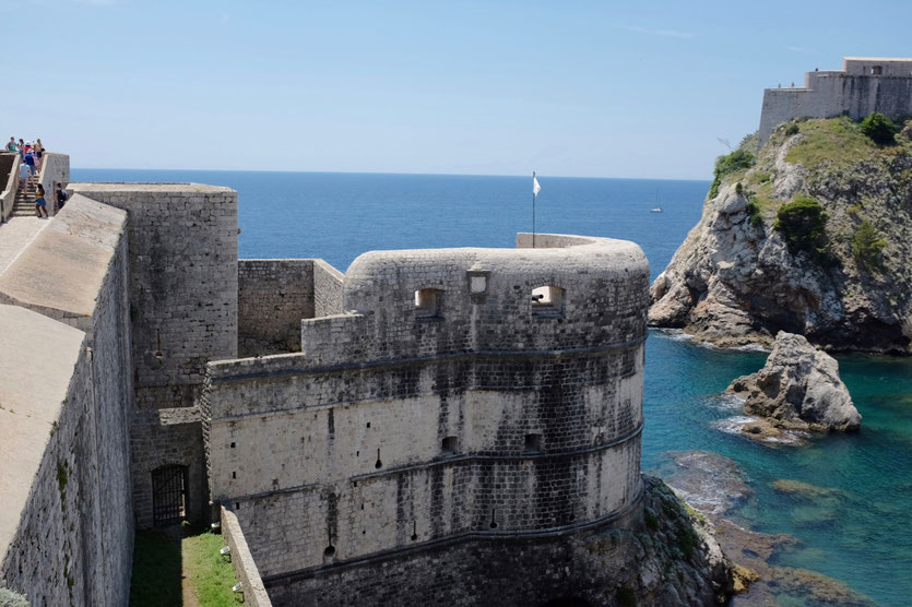 Dubrovnik Game of Thrones Tour Stadtmauer Wall walk