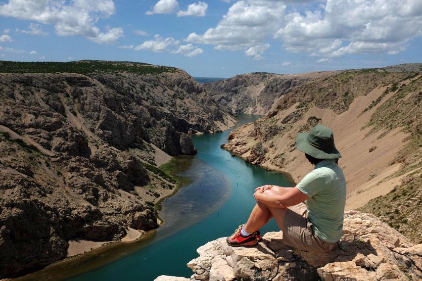 Fluss Zrmanja Canyon – Kroatien Croatia