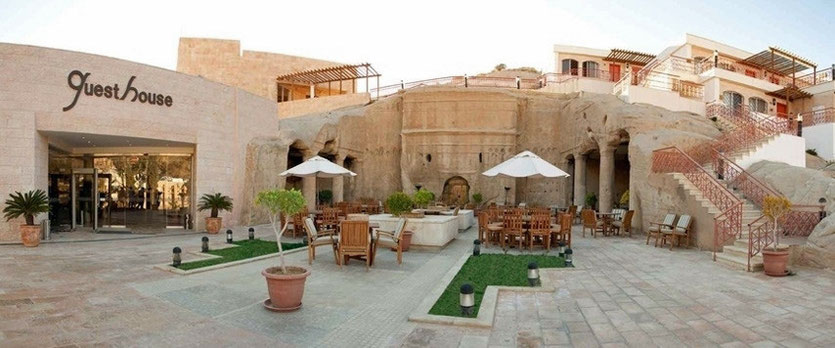 Hotel Tipp Petra Jordanien