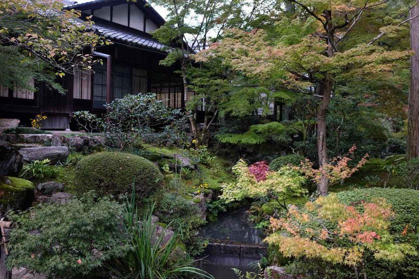 Rock garden Konchi-in berühmter Steingarten Nanzen-ji Tempel Kyoto Guide Besuch Tipps Sehenswürdigkeiten