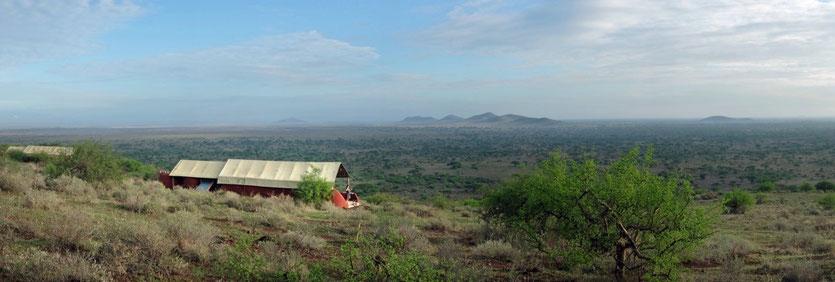 Shumata Safari camp Tansania Kilimanjaro Shu'mata camp Tanzania