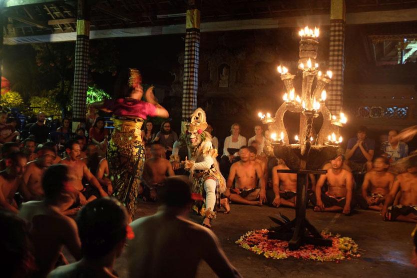 best Kecak-Dance Show Ubud