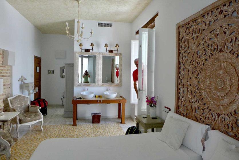 Deluxe-Zimmer mit Balkon