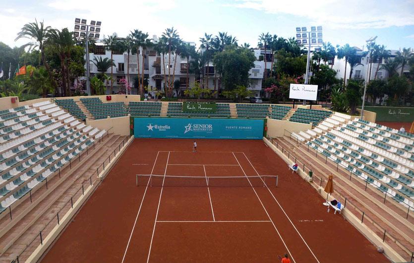 Tennis club Puente Romano Marbella