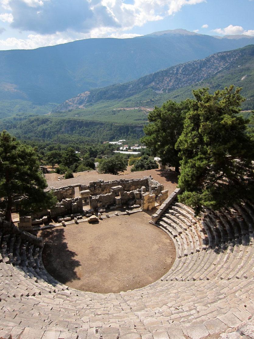 Antikes ARYKANA Türkei