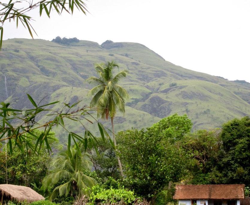 Belihuloya trekking trails Sri Lanka