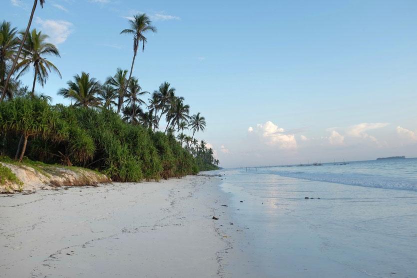 Matemwe Beach Village Sansibar beste Strände
