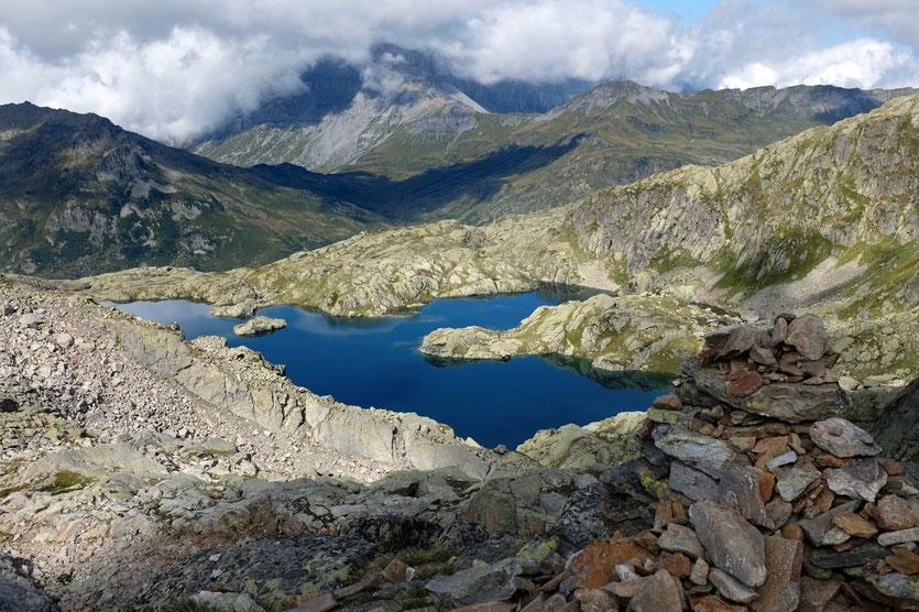 Lac Cornu, Aiguilles Rouges Berge, Chamonix Mont Blanc