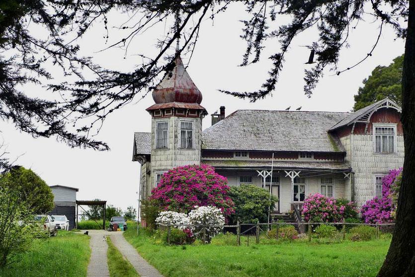 Kolonistenvilla in Lanquihué