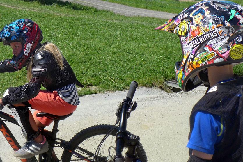 Kids Kinder Bikepark Leogang Österreich