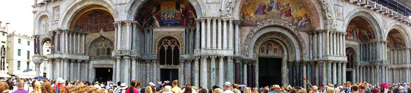 Venice museums San Marco