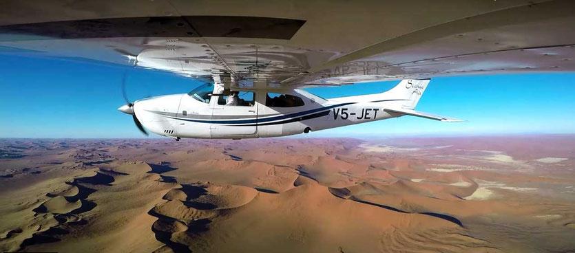Sossusvlei Rundflug mit Scenic Air (Foto) ab Swakopmund