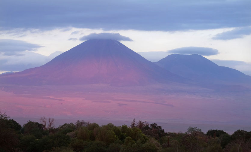 Licancabur Vulkan