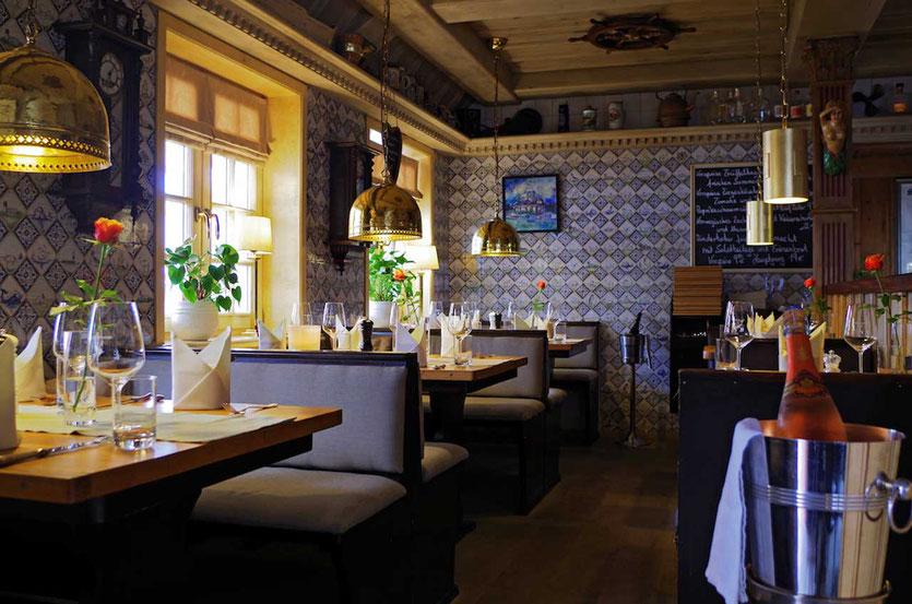 Restaurant Die Seekiste in Westerland
