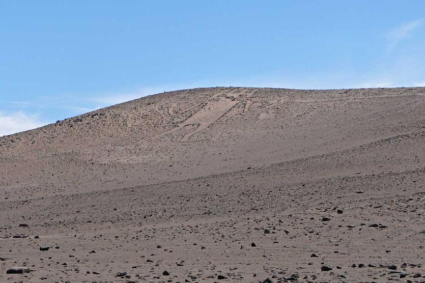 Gigante de Atacama Geoglyph Chile