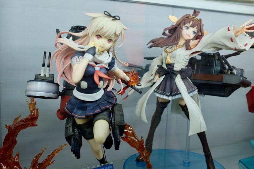Anime Cosplay dolls Den Den Town Electronic City Osaka