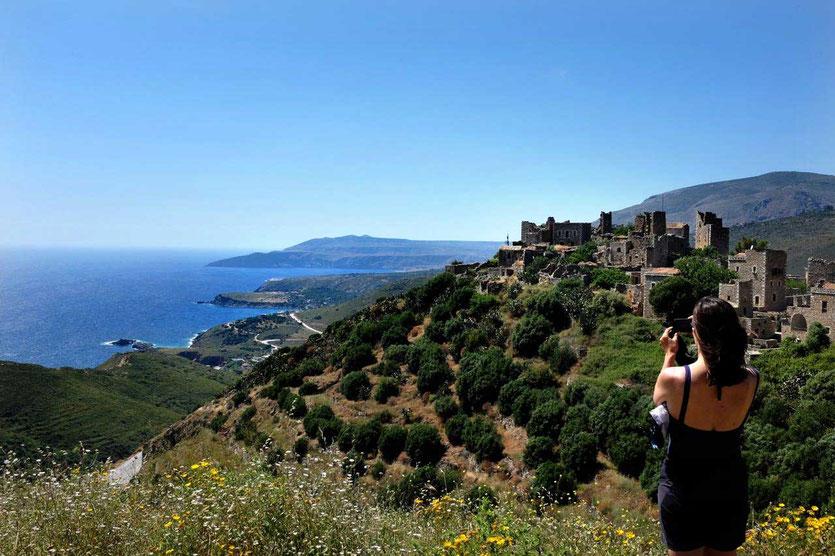 Peloponnese – die wilde Mani