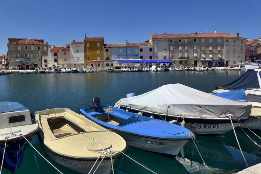 Cres Ort Sehenswürdigkeiten Kroatien