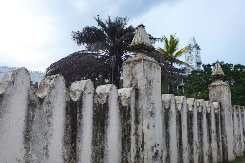 UNESCO Sansibar Stone Town Altstadt Sehenswürdigkeiten