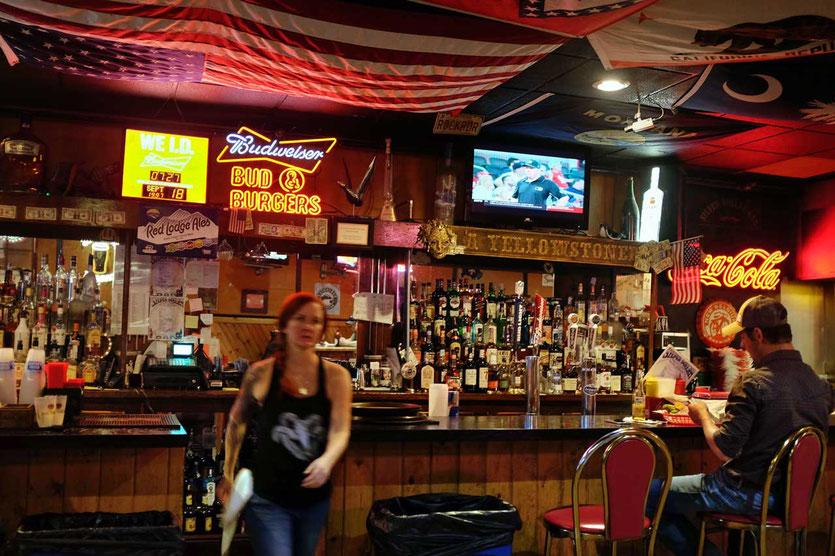 Silver Dollar Bar Burger & Beer in Cody
