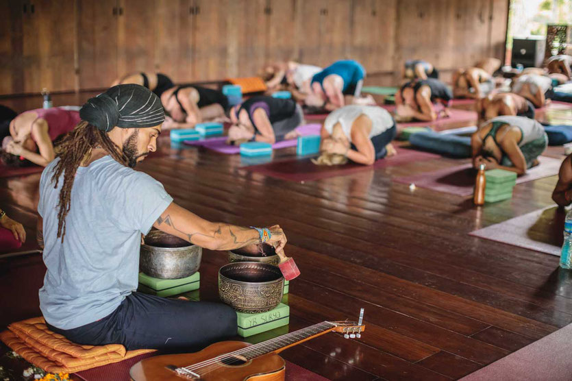 Yoga Klasse Yoga Barn Ubud