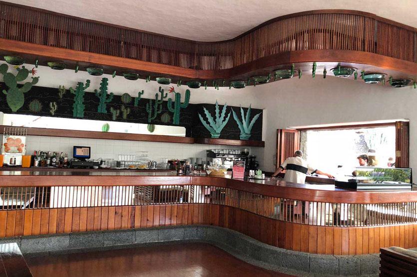 Cesar Manrique Jardin de Cactus Bar Lanzarote Guatiza