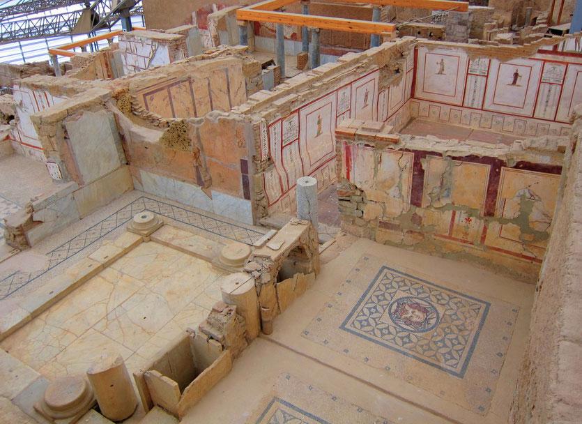 Die Hanghäuser, Ephesus Türkei