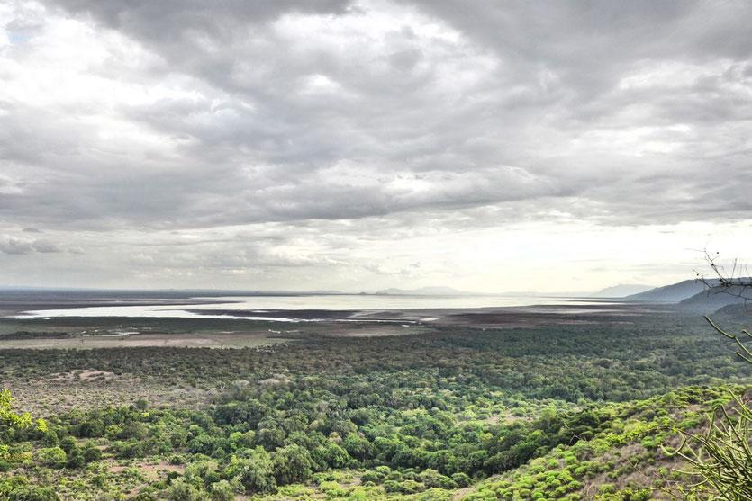 View Lake Manyara Nationalpark Tanzania
