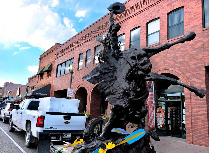 Buffalo Bill City Cody Wyoming