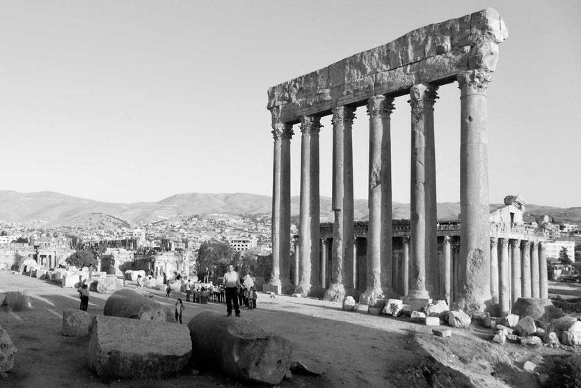 Baalbek Lebanon Jupitertemple