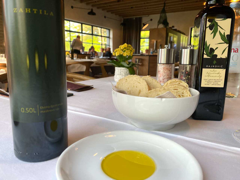 Istrien eine der besten Olivenöl-Region der Welt